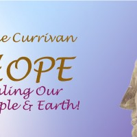 Jude Currivan &#8211; HOPE &#8211; Healing Our People &amp; Earth!