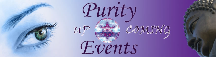 Purity Upcoming Events